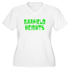 Garfield Hei.. Faded (Green) T-Shirt