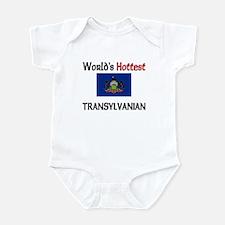 World's Hottest Transylvanian Infant Bodysuit