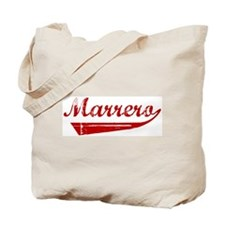 Marrero (red vintage) Tote Bag