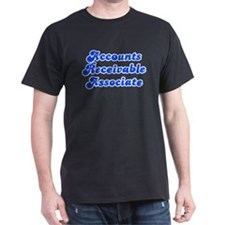 Retro Accounts Re.. (Blue) T-Shirt