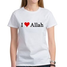 I Love Allah Tee
