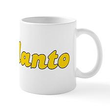 Retro Adelanto (Gold) Mug