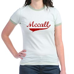 Mccall (red vintage) T