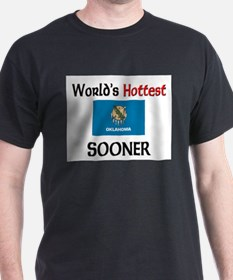 World's Hottest Sooner T-Shirt