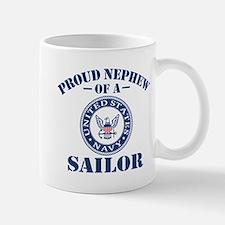 Proud Nephew Of A US Navy Sailor Mug