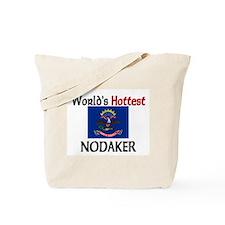 World's Hottest Nodaker Tote Bag