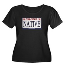 Virginia Plate NATIVE T