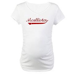 Mcallister (red vintage) Shirt