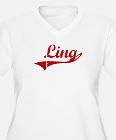 Ling (red vintage) T-Shirt