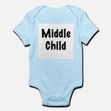 Middle Child Infant Creeper