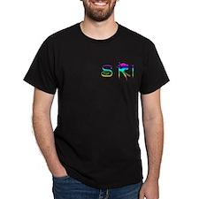 SKI RAINBOW T-Shirt