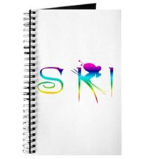 SKI RAINBOW Journal