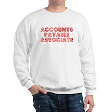 Retro Accounts Pa.. (Red) Sweatshirt
