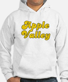 Retro Apple Valley (Gold) Hoodie