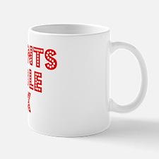Retro Accounts Pa.. (Red) Mug