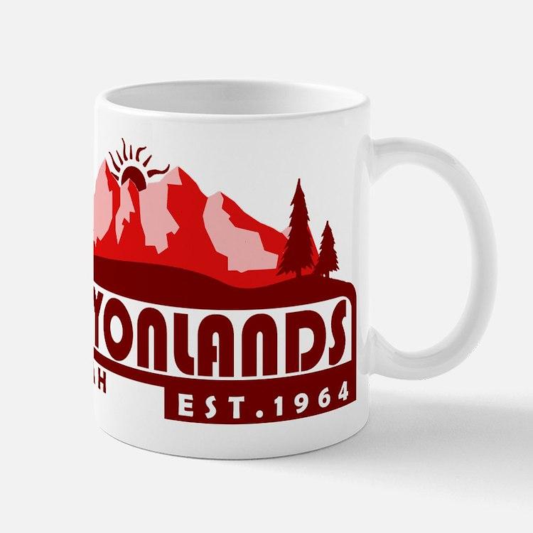 Canyonlands - Utah Mugs