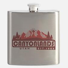 Canyonlands - Utah Flask