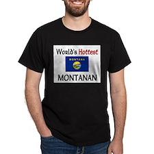 World's Hottest Montanan T-Shirt