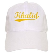 Vintage Khalid (Orange) Baseball Cap