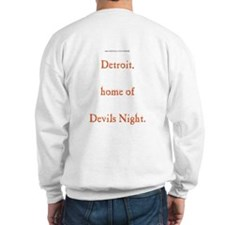 Devils Night Sweatshirt