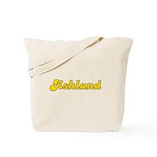 Retro Ashland (Gold) Tote Bag