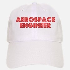 Retro Aerospace E.. (Red) Baseball Baseball Cap