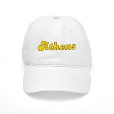 Retro Athens (Gold) Baseball Cap