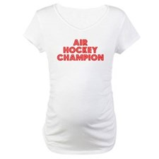 Retro Air Hockey .. (Red) Shirt
