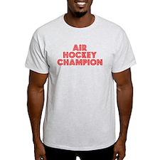 Retro Air Hockey .. (Red) T-Shirt