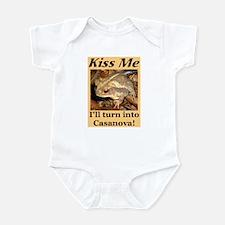 Kiss Casanova Infant Creeper