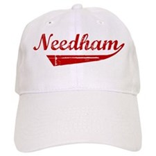 Needham (red vintage) Baseball Cap