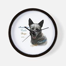 ACD Best Friend1 Wall Clock