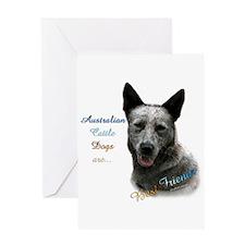 ACD Best Friend1 Greeting Card