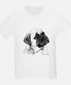 Cool Bullmastiff T-Shirt