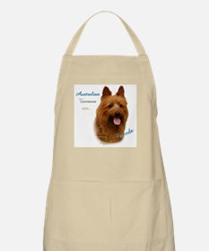 Aussie Terrier Best Friend1 BBQ Apron