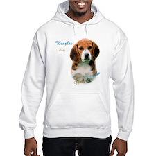 Beagle Best Friend1 Hoodie