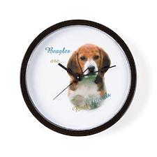 Beagle Best Friend1 Wall Clock