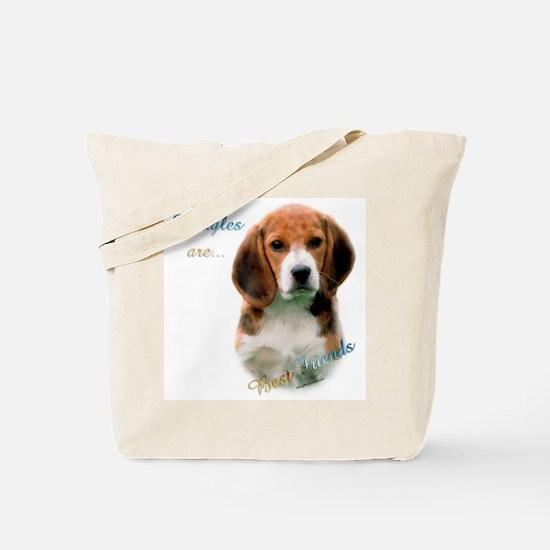 Beagle Best Friend1 Tote Bag