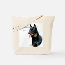 Beauceron Best Friend1 Tote Bag