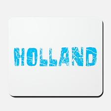 Holland Faded (Blue) Mousepad