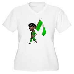 3D Nigeria T-Shirt