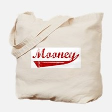 Mooney (red vintage) Tote Bag
