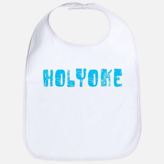 Holyoke Faded (Blue) Bib