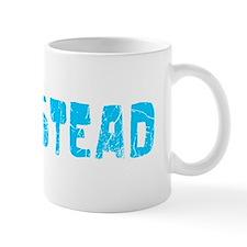 Homestead Faded (Blue) Mug