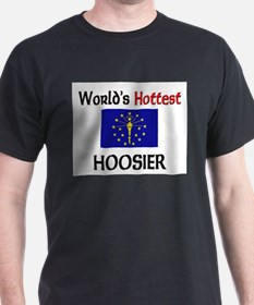 World's Hottest Hoosier T-Shirt