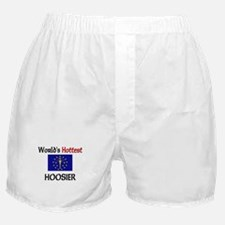 World's Hottest Hoosier Boxer Shorts