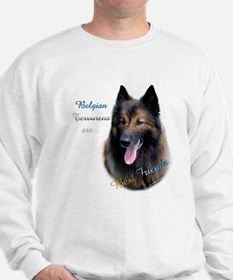 Terv Best Friend1 Sweatshirt