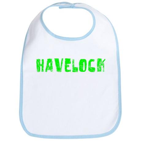 Havelock Faded (Green) Bib