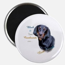 B&T Coonhound Best Friend1 Magnet