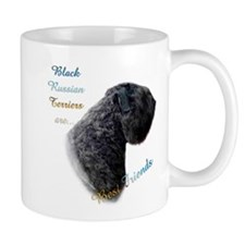 Black Russian Best Friend1 Mug